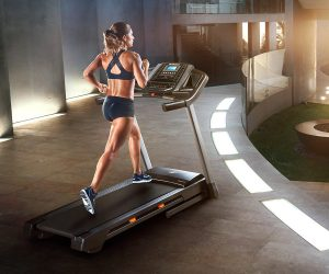 The Convenience and Positive aspects of Treadmill Exercising Gear