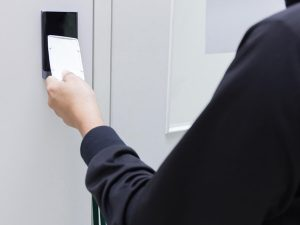 Industrial Security Access Control System
