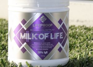 LifeProof Supplements: Bovine Colostrum and Phytoplankton Supplement