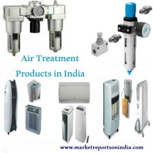 India Air Treatment Products Market Report 2017
