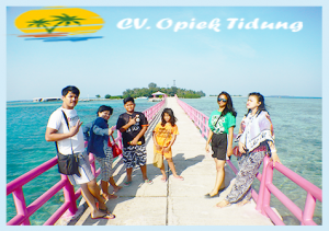 This Tidung Island Trusted Packages, from Price, Facilities, Responsibility, Customer Satisfaction, All No. 1.