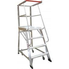 Advantages of having industrial order picker ladders
