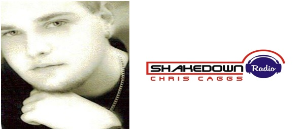 Legendary Radio DJ Chris Caggs Now On Shakedown Radio