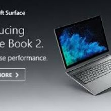 Use Surface Book 2 Promo Code and get Microsoft Surface Book at a Special Price