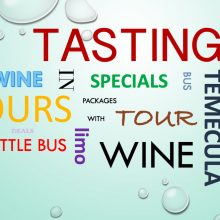 It's about Wines, Vine yards, wine tours