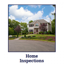 Home inspections in Will County alert you about clogged drains
