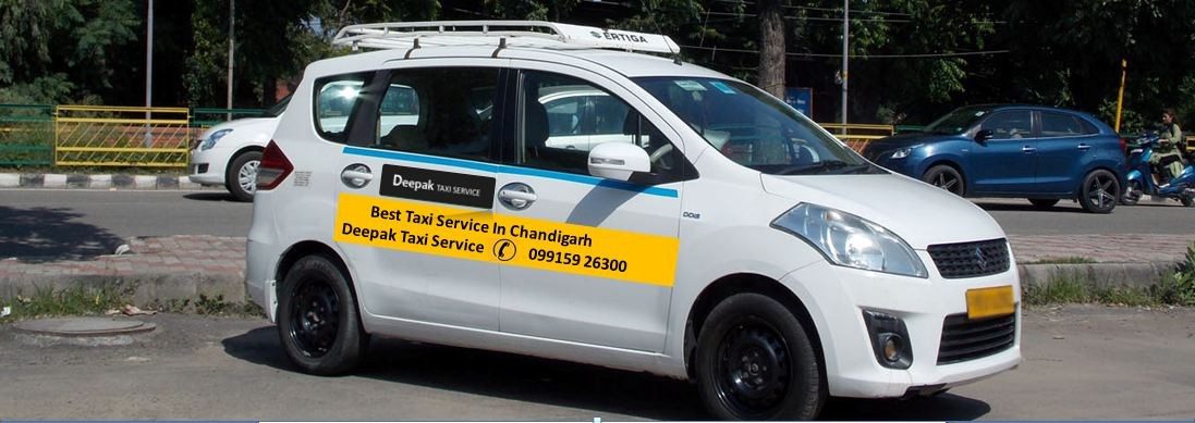 How To Hire The Best Taxi In Chandigarh