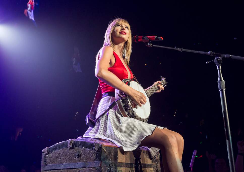 Taylor Swift Live Concert AT&T Stadium Arlington, TX on 6 October 2018