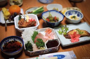 Traditional Japanese Cuisines – The healthiest of all foods