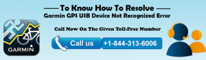 How To Solve Garmin USB Device Not Recognized Error