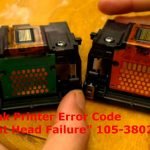 How to Resolve the Kodak Print head Failure Error Code 105-3802?