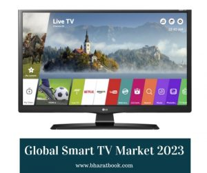 Global Smart TV Market | Industry Trends Report 2013-2023