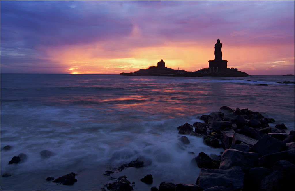 Does the Kanyakumari have budget hotels?