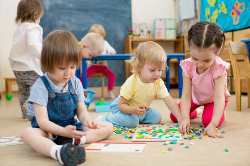 The school with daycare facilities is indeed a boon for working parents!