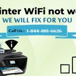 How to Solve HP Printer Wi-Fi not working | HP Printer customer support number +1-844-881-6626