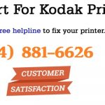 How to Solve Kodak Printer Spooler Error in Windows PC
