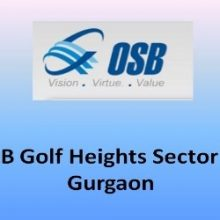 OSB golf heights sector 69 projects complete guide