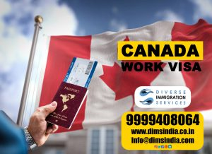 How to apply for Canada work visa from India?