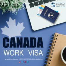 Who can apply for Canada work visa from India?