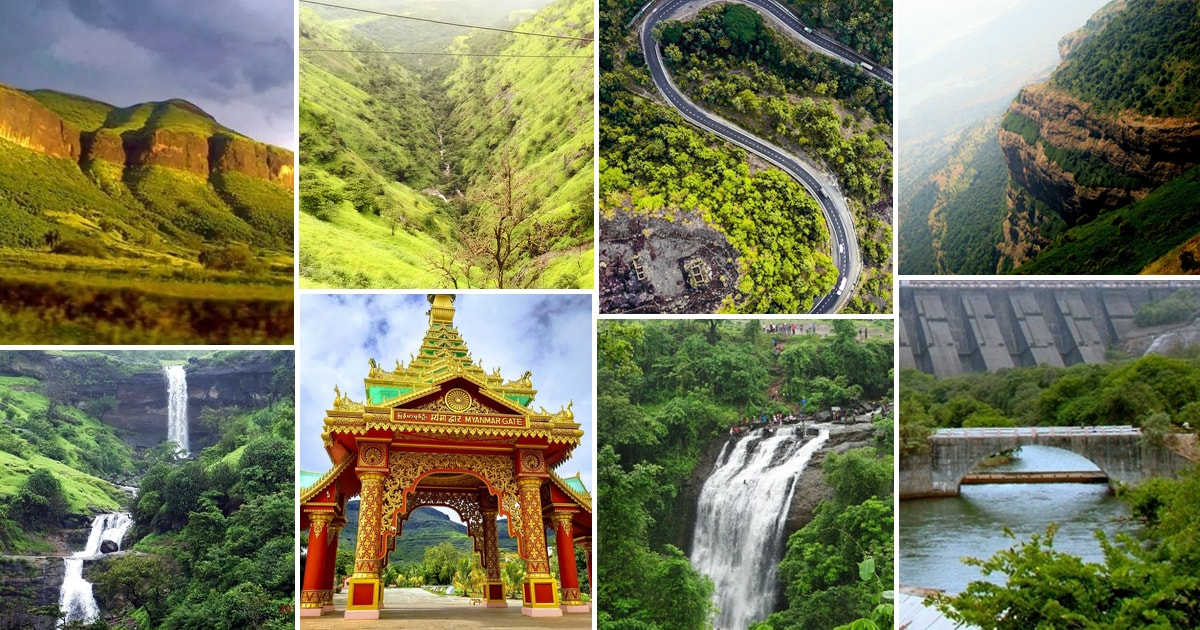 Top 10 Best Places to Visit in Igatpuri Picnic Spot | WaterFalls in Igatpuri (2019)