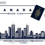 What are the major benefits of Canada Work Visa for Indians