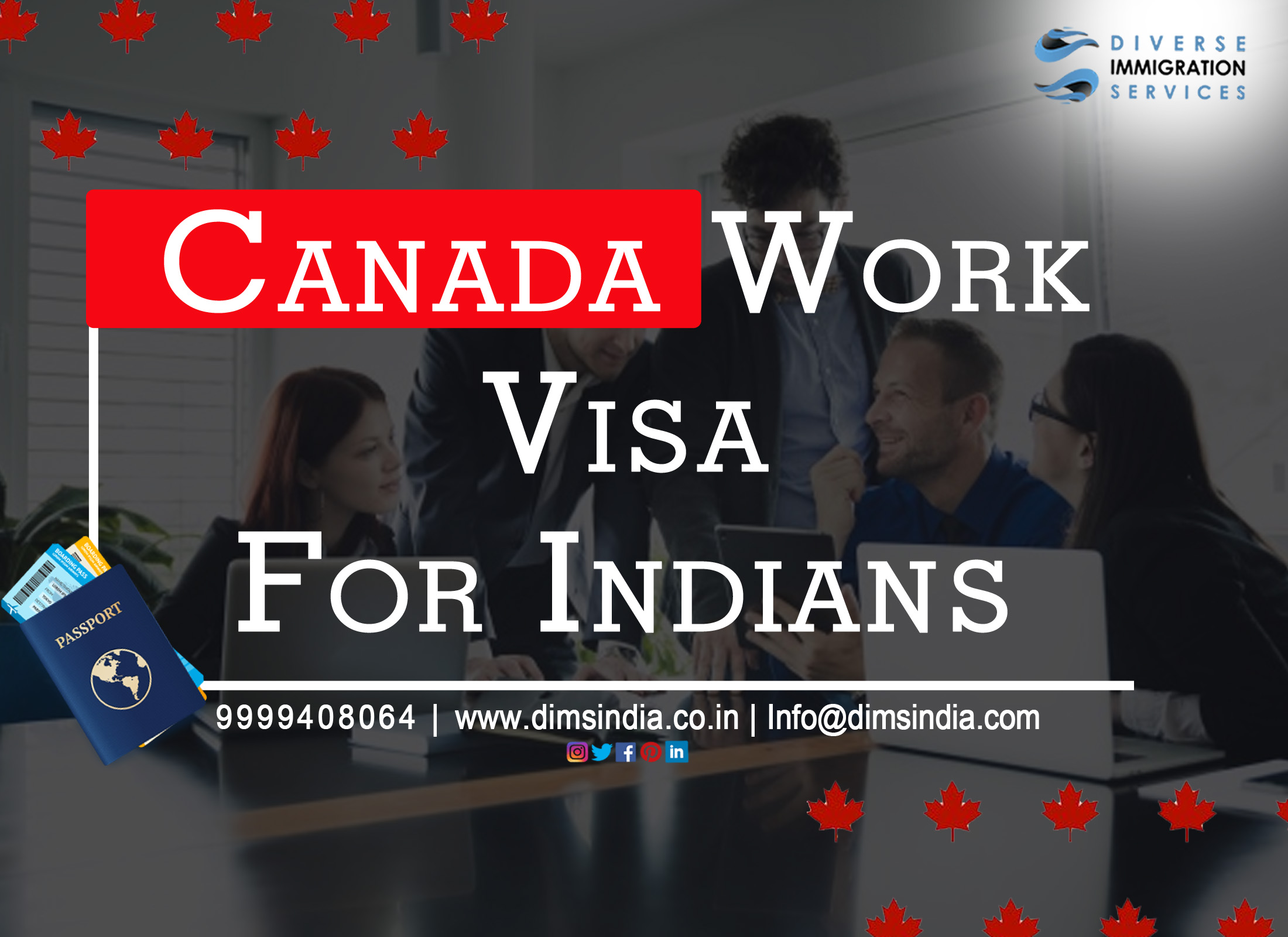 How long it will take to get Canada work visa for Indians