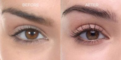 Get Thick Eyebrows with Natural Brow Growth Serum