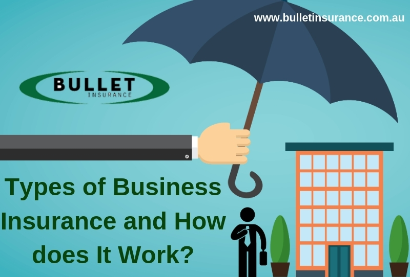 Types of Business Insurance and How does It Work