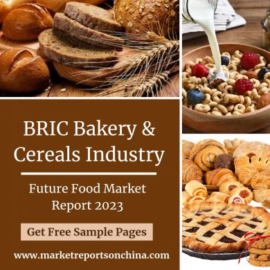 BRIC Bakery and Cereals Market Outlook and Forecast up to 2023