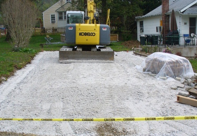 A guide to Paving