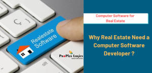 Why Real Estate Need a Computer Software Developer ?
