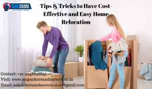 Tips & Tricks to Have Cost-Effective and Easy Home Relocation