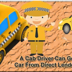 A Cab Driver Can Get A New Car From Direct Lender's Source