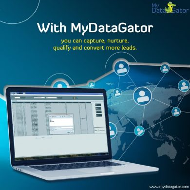 MyDataGator: Get one step closer to your targeted leads