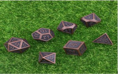 Best D&D Dice Set: Using Different Types of Dice in Board Games