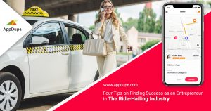 Four tips on finding success as an entrepreneur in the ride-hailing industry