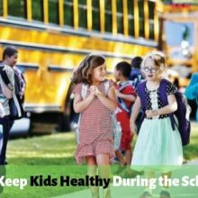7 Ways to Keep Kids Healthy During the School Year
