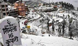 Things to do during snowfall in Himachal