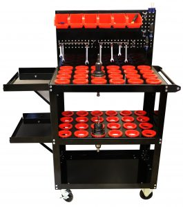 Our Industry Specific CNC Tool Carts – The Raw Material Overview