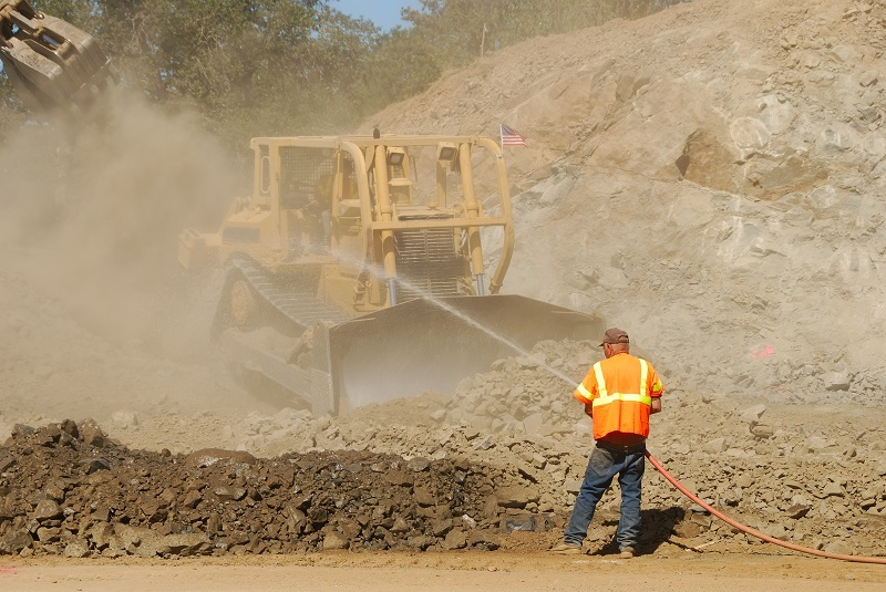 Installing the best Dust control solutions: Innovations that matter