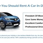 The best car rental service for you at Dubai and Abu Dhabi