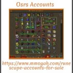Unknown Facts About Osrs Accounts Revealed By The Experts