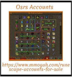 Read more about the article Unknown Facts About Osrs Accounts Revealed By The Experts