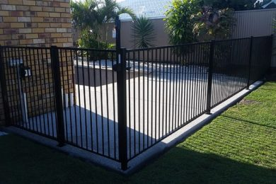 Get Glass Pool Fencing Sunshine Coast Installed From Blitzglass.com.au