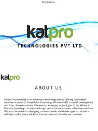 Get excellent Cloud and Database Migration servicers at Katpro Technologies