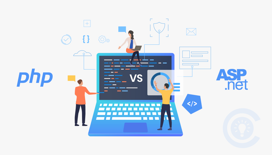 PHP Vs Asp.Net : Most Valuable Differences To Learn And Select The Best One For Your Next Development :