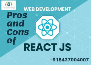 What Are the Pros and Cons Of Using ReactJS