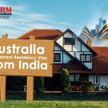 How do I eligible for Australia's permanent residency visa in India?