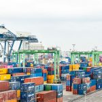 Container Freight Station For Consolidating Shipments