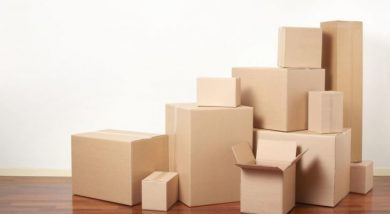 How to Make A Gift Box with Cardboard?